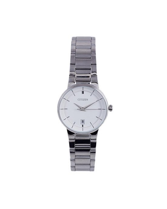 Citizen EU6011-51A - Stainless Steel Analog Watch For Men - White Price In Pakistan