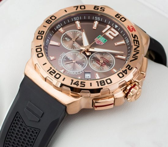 TAG Heuer Formula 1 Calibre 16 Chronograph Senna Edition Price In Pakistan