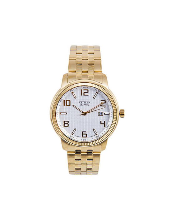 Citizen BI0992-51A - Stainless Steel Analog Watch For Men - White Price In Pakistan
