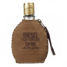 Original Diesel Fuel for Life Men - 50ml EDT Price In Pakistan