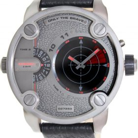 Diesel DZ7293 Little Daddy Red Black Men Watch Price In Pakistan