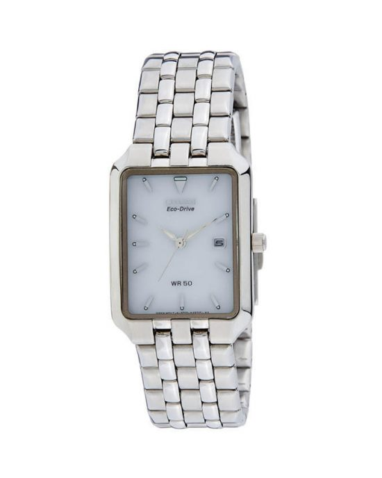 Citizen Stainless Steel Men's Watch BW0000-59A - Silver Price In Pakistan