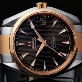 Omega Seamaster Aqua Terra 2 Tone Limited Edition Price In Pakistan