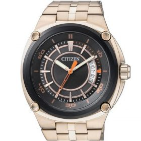 Citizen BK2532-54E - Stainless Steel Watch - Yellow Price In Pakistan