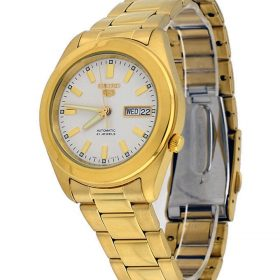 Seiko SGEF64P1 - Stainless Steel Men Watch - Golden Price In Pakistan