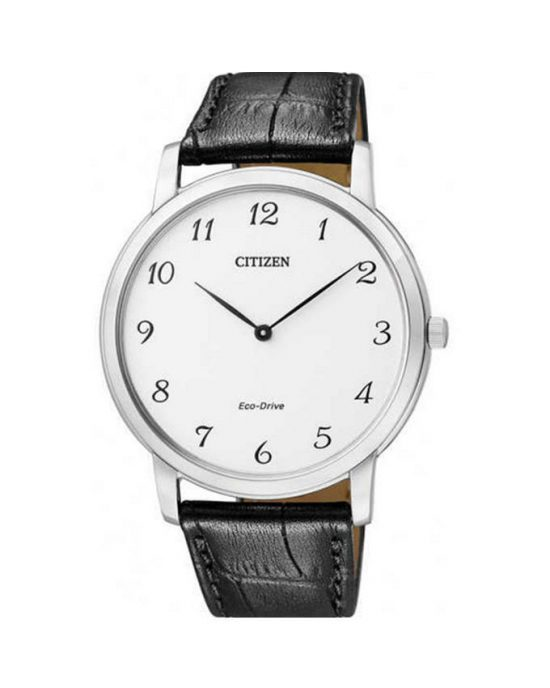 Citizen Men Black Leather Watch AR1110-11B Price In Pakistan