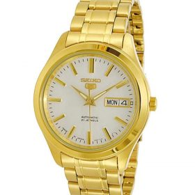 Seiko SNKM50J1 - Stainless Steel Analog Watch For Men - White Price In Pakistan