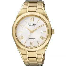 Citizen BI0952 -55C - Men's Stainless Steel Watch - Golden Price In Pakistan