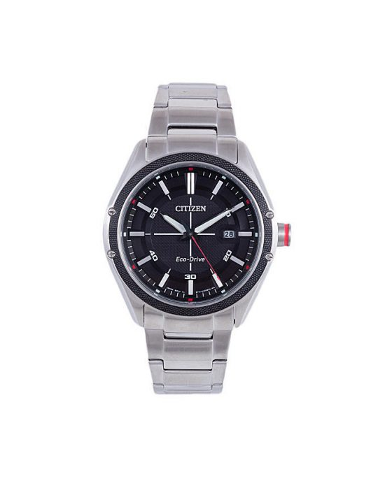 Citizen BM6890-50E - Stainless Steel Analog Watch For Men - Black Price In Pakistan