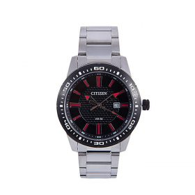 Citizen BI1061-50E - Stainless Steel Automatic Analog Watch For Men - Black Price In Pakistan