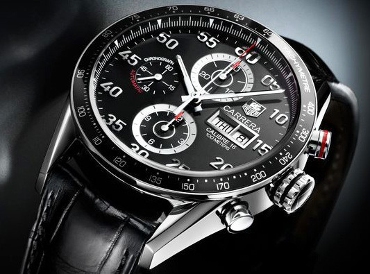 Tagheuer Carrera Calibre 16 Day Date Price In Pakistan