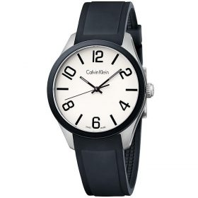 Calvin Klein K5E51CB2 - Watch for Men - White Price In Pakistan