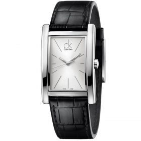 Calvin Klein K4P211C6 - Refine Watch for Men - Silve Price In Pakistan