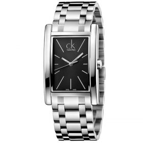 Calvin Klein K4P21141 - Refine Watch for Men - Black Price In Pakistan