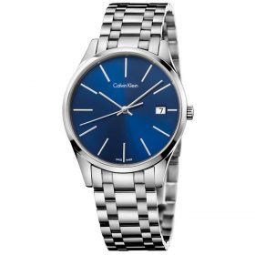Calvin Klein K4N2114N - Time Watch for Men - Blue Price In Pakistan