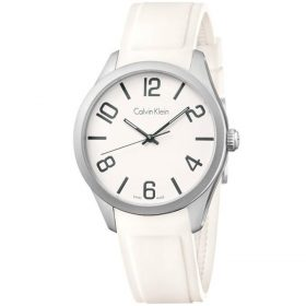 Calvin Klein K5E511K2 - Color Watch for Men - White Price In Pakistan
