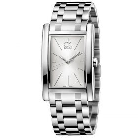 Calvin Klein K4P21146 - Refine Watch for Men - Silver Price In Pakistan