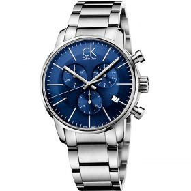 Calvin Klein K2G2714N - City Watch for Men - Blue Price In Pakistan
