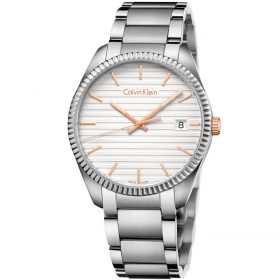 Calvin Klein K5R31B46 - Alliance Watch for Men - White Price In Pakistan