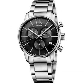 Calvin Klein K2G27143 - City Watch for Men - Black Price In Pakistan