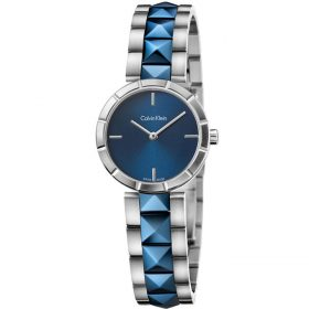Calvin Klein K5T33T4N - Edge Watch for Women - Blue Price In Pakistan