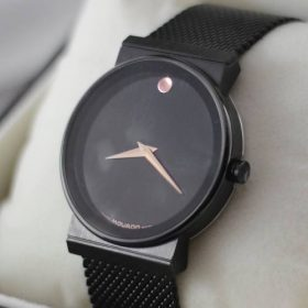 Movado Sheffer Black Price In Pakistan