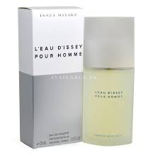 L Eau d Issey Pour Homme Miyake 125ml Men Perfume