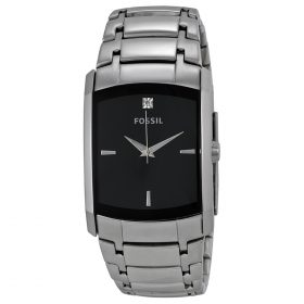 Fossil FS4156 Gents Dress Black Dial Bracelet Watch Price In Pakistan