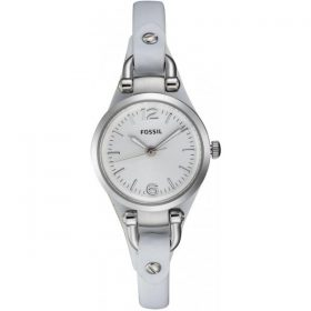 Fossil Women's ES3267 Georgia Analog Display Quartz White Watch Price In Pakistan