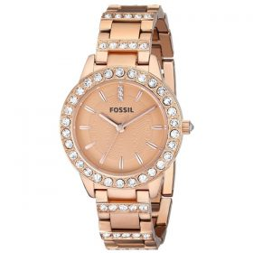 Fossil Jesse Three Hand Stainless Steel Watch ES3020 Price In Pakistan