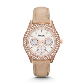Fossil Stella Analog White Dial Women's Watch ES3104 Price In Pakistan