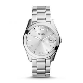 Fossil Women's ES3585 Perfect Boyfriend Silver Tone Stainless Steel Watch Price In Pakistan