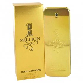 Paco Rabanne One Million For Men Eau De Toilette - 200mll Price In Pakistan