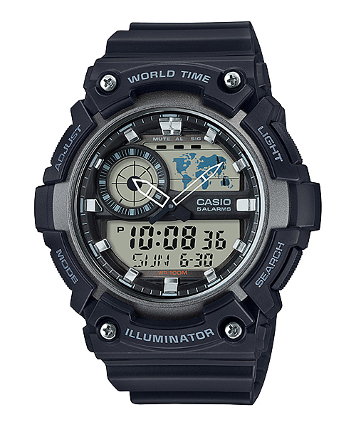 Casio AEQ-200W-1AVDF Price In Pakistan