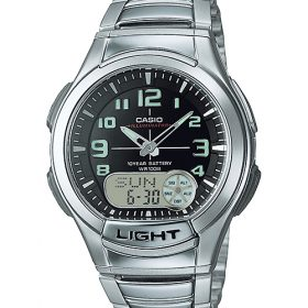 Casio AQ 180WD 1BVDF Price In Pakistan