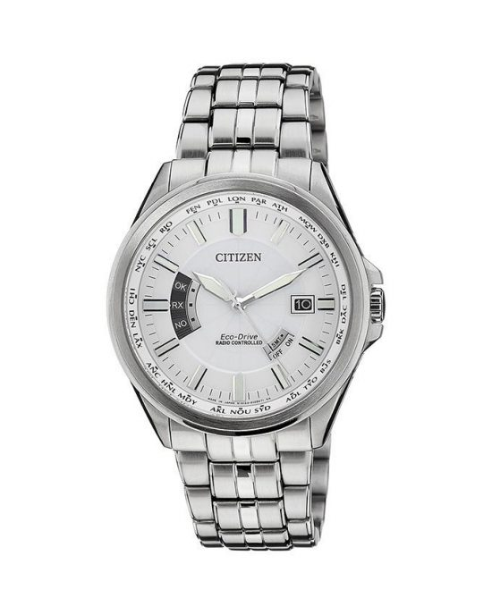 Citizen CB0011-51A - Stainless Steel Men Watch - White Price In Pakistan