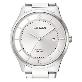 Citizen Silver Stainless Steel Analog Watch For Men Price In Pakistan