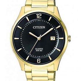 Citizen BD0043-83E - Gold Stainless Steel Analog Watch For Men Price In Pakistan