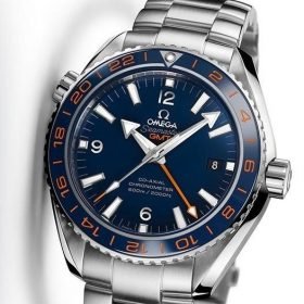 Omega SeaMaster Planet Ocean GMT Exclusive Blue price in pakistan