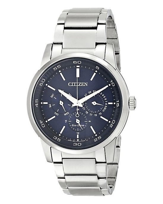 Citizen BU2010-57L - Silver Stainless Steel Analog Watch For Men Price In Pakistan