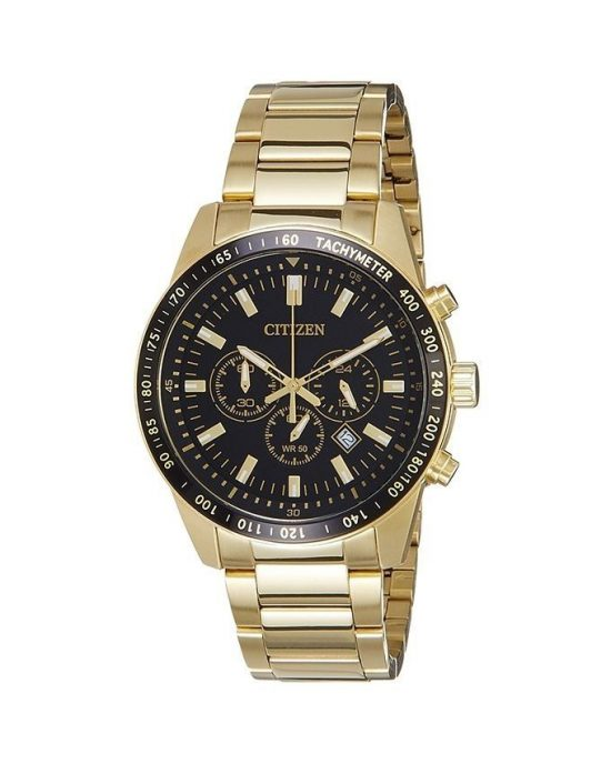 Citizen AN8072-58E - Stainless Steel Analog Men's Watch - Black Price In Pakistan