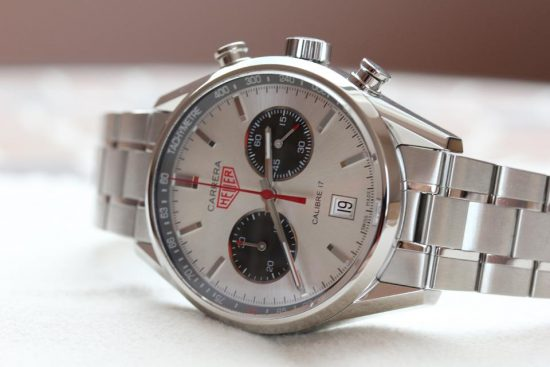 Tag Heuer Calibre 17 Silver For Men price in pakistam