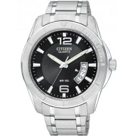 Citizen Stainless Steel Men's Watch BI0970-53E - Silver Price In Pakistan