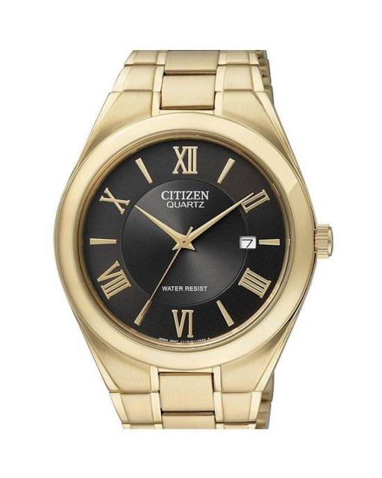 Citizen BI0952 -55G - Men's Stainless Steel Watch - Golden Price In Pakistan
