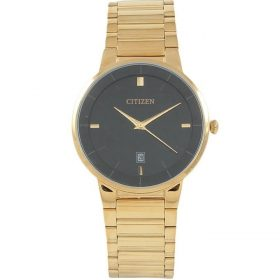 Citizen BI5013-51E - Analog Watch for Men - Black Price In Pakistan