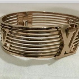LV Copper Resizable Ring For Women