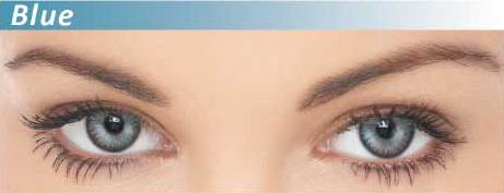 Dazzler Eye's Party Wear Contact Lenses Blue
