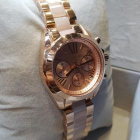 Michael Kors Rose Gold Chronograph Men's Watch