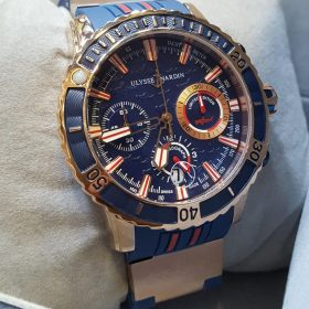 Ulysse Nardin Chronograph Marine Edition Men's Watch