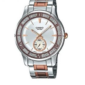 Casio LTP-E135RG-7AV For Women Price In Pakistan